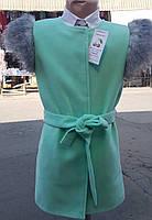 Модная детская жилетка из кашемира 3200