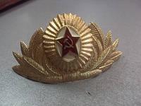 Кокарда офицерская вс ссср №3621