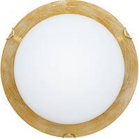 Светильник декоративный 2х60w Декора 24140 золото