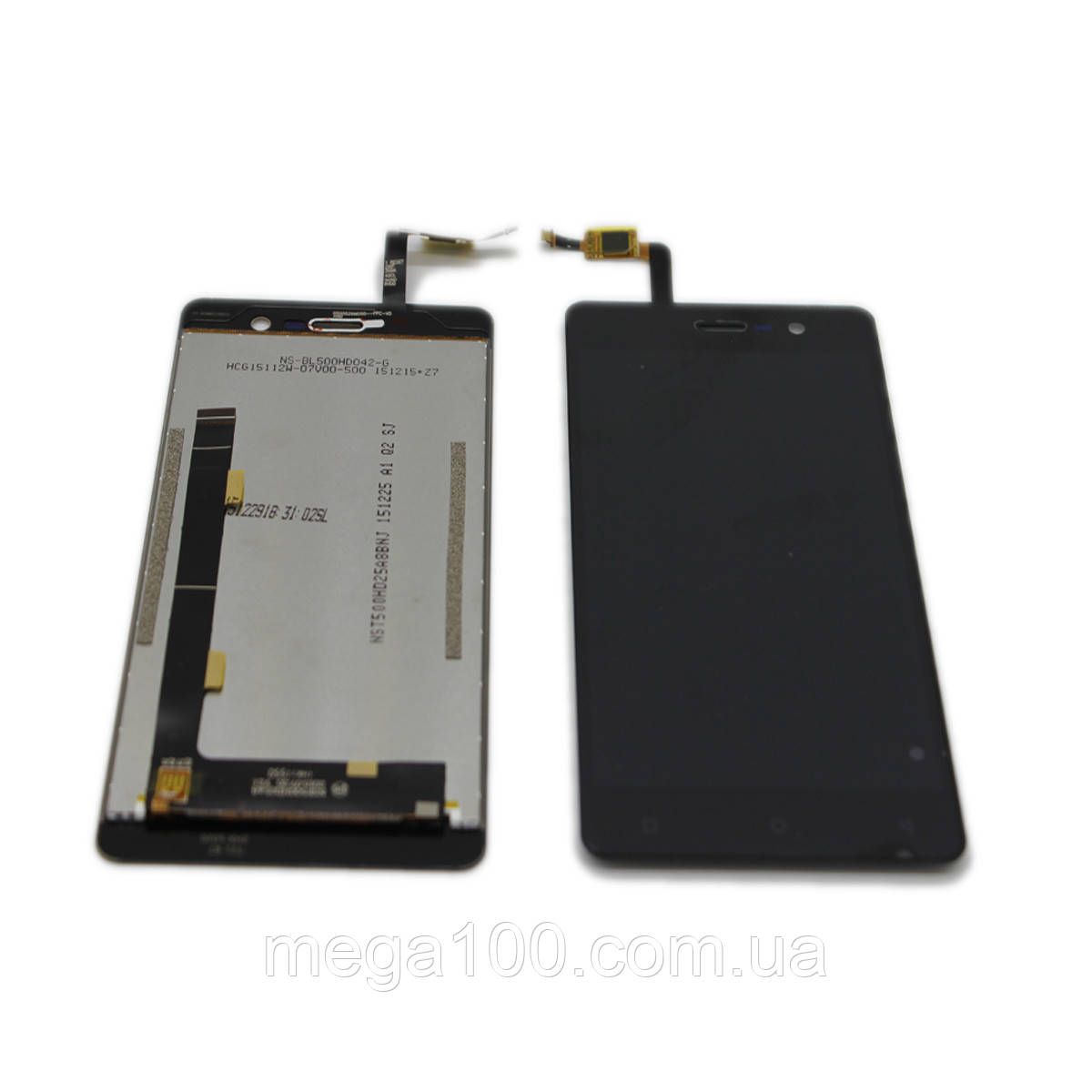 Дисплей + сенсорний экран (модуль) для смартфона Blackview Omega Pro