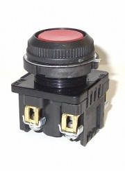 Выключатель кнопочный КЕ-012 исп.1-5 (2 секции)
