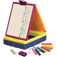Игровой набор для рисования МОЛЬБЕРТ АЛЬБЕРТ Battat  BX1487Z (BX1487Z)