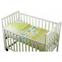 Покрывало в детскую кроватку 75х130 Руно Джунгли