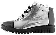 Стильные женские осенние ботинки польского производства