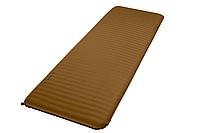 Самонадувающийся коврик Vaude Deluxe wood