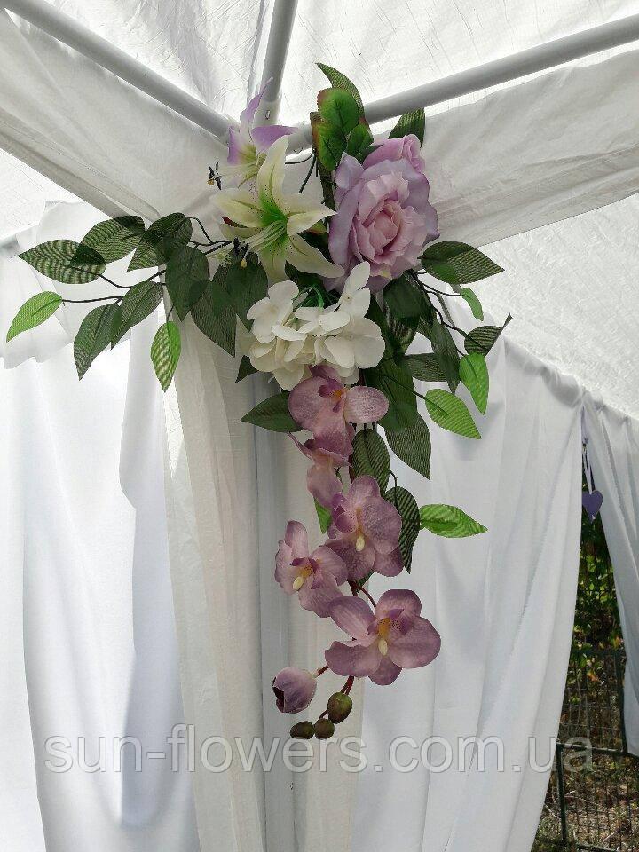 Прокат букетов цветочных(для оформления)