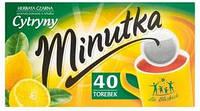 Чай Minutka c лимоном 40 пакетиков