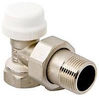"""Клапан термостатический угловой 1/2"""" VT.031.N.04"""