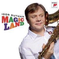 CD диск. Игорь Бутман - Веселые истории