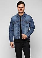 Джинсовая куртка мужская Cargo