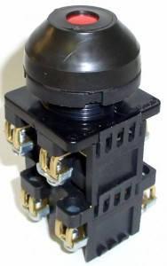 Выключатель кнопочный КЕ-082, фото 2