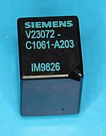 Реле V23072-C1061-A203 12VDC