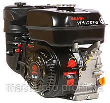 Двигатель бензиновый Weima WM170F-S New, фото 3