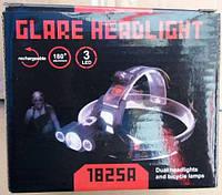 Налобный фонарь Police BL-1825-T6 + 2R5