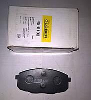 Тормозные колодки передние  Hyndai i30
