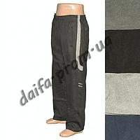 Мужские трикотажные брюки с начесом CH89m оптом со склада в Одессе