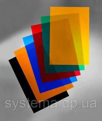 3M 1174 - Пленка светофильтрующая для компьютерного раскроя 1220 мм x 45.7 м, оранжевая, фото 2