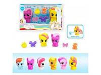 Брызгалка Little Pony, для купания, лошадка 2шт, от 6см, SM2003A2
