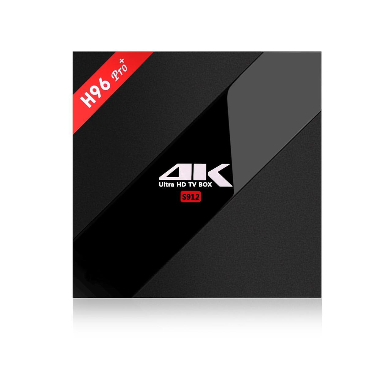 Смарт ТВ приставка H96 Pro Plus 3Gb + 32Gb