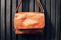 Мужская кожаная сумка. Модель 61350, фото 7