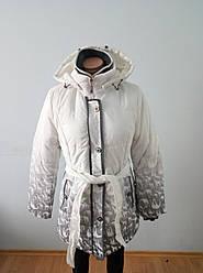 Куртка натуральний пух жіноча VAIEIX