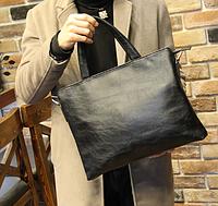 Мужская кожаная сумка. Модель 61351, фото 4