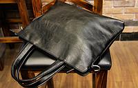 Мужская кожаная сумка. Модель 61351, фото 5