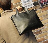 Мужская кожаная сумка. Модель 61351, фото 8