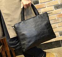 Мужская кожаная сумка. Модель 61351, фото 9