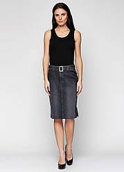 Женская юбка стильная джинсовая осенняя Viva