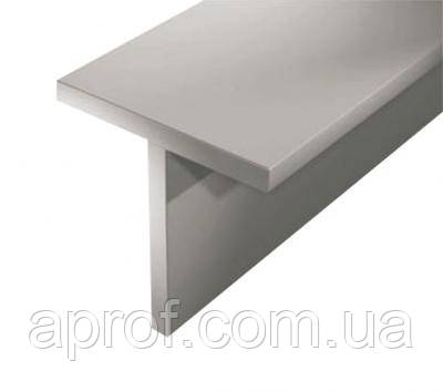 Т - подібний алюмінієвий профіль ТАВР 20х20х2 мм (анод)