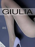 Колготы женские с узором GIULIA Iris 60 (2)