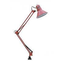 Настольная лампа Lemanso LMN074 красная