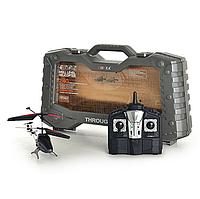 Шпионский вертолет на радиоуправлении в чемодане