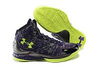 Мужские баскетбольные кроссовки Under Armour Curry One Реплика, фото 1