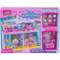 Игровой набор Шопкинс «Счастливый дом с куклой Люси Смузи»