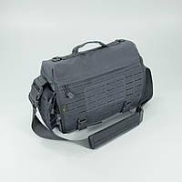 Сумка тактическая Direct Action® Messenger® Bag - Темно-серая