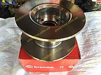 Диск тормозной передний Ваз 2101 2102 2103 2104 2105 2106 2107 Brembo 08.2559.24 (компл), фото 1
