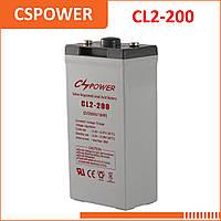 Аккумулятор CSPower CL2   2V 200Ah для UPS ибп