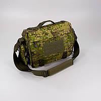 Сумка тактическая Direct Action® Messenger® Bag - PenCott™ GreenZone