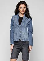Джинсовая куртка недорого Duca 100% хлопок XS