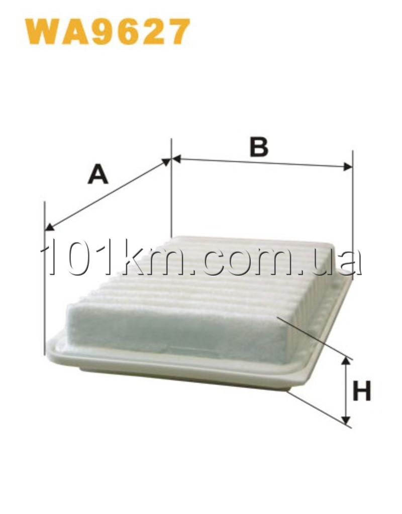 Фильтр воздушный WIX WA9627 (AP160/1)