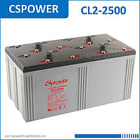 Аккумулятор CSPower CL2   2V 2500Ah для UPS ибп