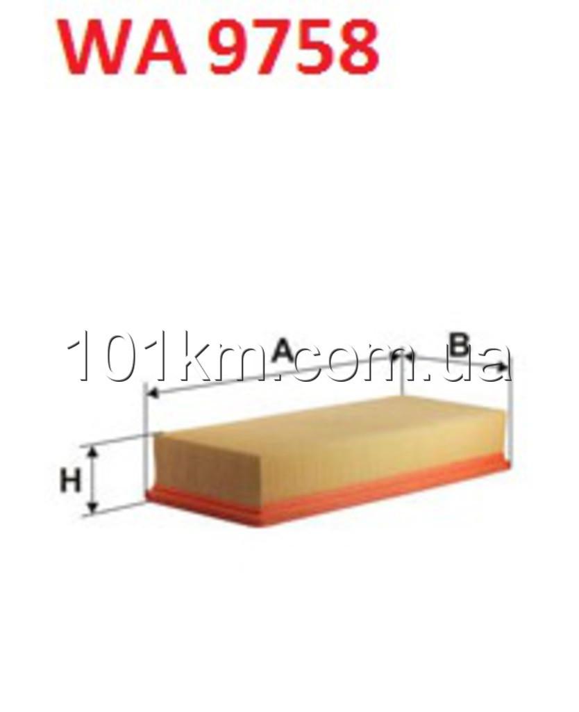 Фильтр воздушный WIX WA9758 (AP023/5)