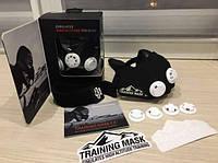 Гипоксическая тренировочная маска для бега  Simulates Training Mask