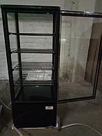 Шкаф холодильный FROSTY RT98L-3, black