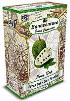 """Зеленый чай """"Sour Sop"""" (Саусеп) - Bonaventure 100 г."""