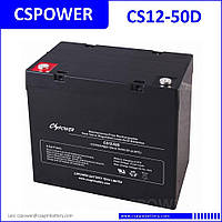 Аккумулятор CSPower CS12   12V 50Ah для UPS ибп