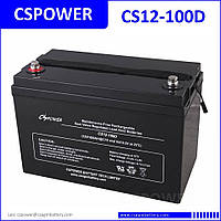 Аккумулятор CSPower CS12   12V 100Ah для UPS ибп