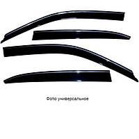Комплект дефлекторов окон Chevrolet Aveo 2008- Hatchback 4 шт Autoclover
